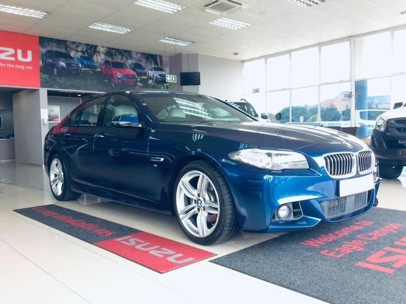 2016 BMW 5 Series 520D Auto M Sport Gauteng Randburg_0