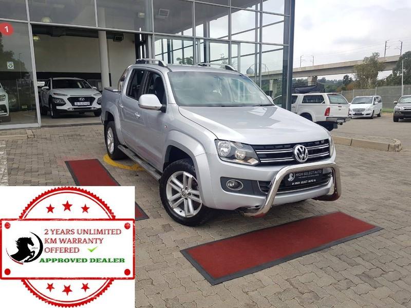 2015 Volkswagen Amarok 2.0 TDI HIGHLINE 132KW Gauteng Midrand_0