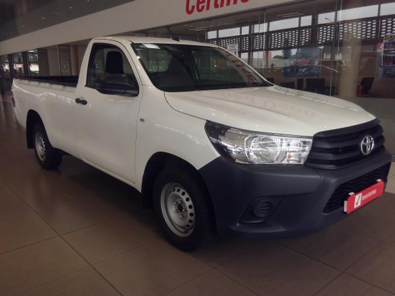 2021 Toyota Hilux 2.0 VVTi S Single Cab Bakkie Limpopo Mokopane_0