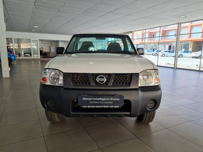 2017 Nissan NP300 Hardbody 2.4i LWB 4X4 Single Cab Bakkie North West Province Klerksdorp_0