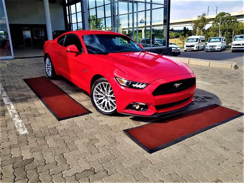 2017 Ford Mustang 5.0 GT Auto Gauteng Midrand_0