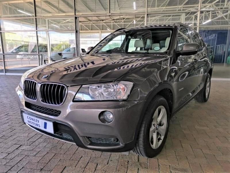 2011 BMW X3 Xdrive20d At  Western Cape Parow_0