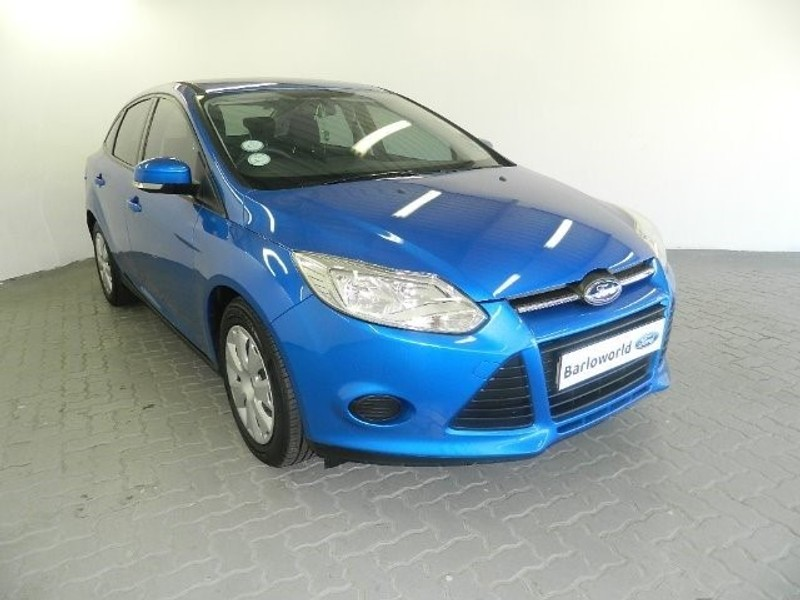 2015 Ford Focus 1.6 Ti Vct Ambiente  Western Cape Cape Town_0