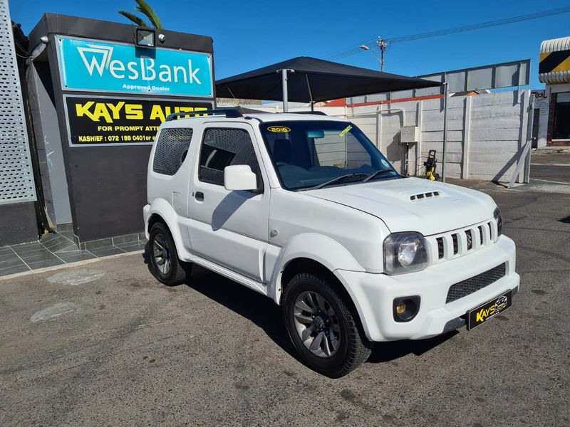 2018 Suzuki Jimny 1.3 Auto Western Cape Athlone_0