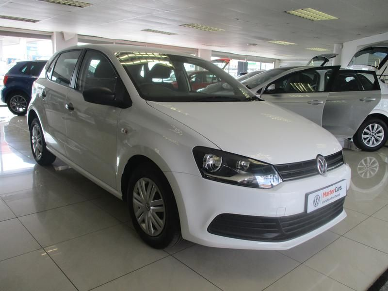2020 Volkswagen Polo Vivo 1.4 Trendline 5-Door North West Province Brits_0
