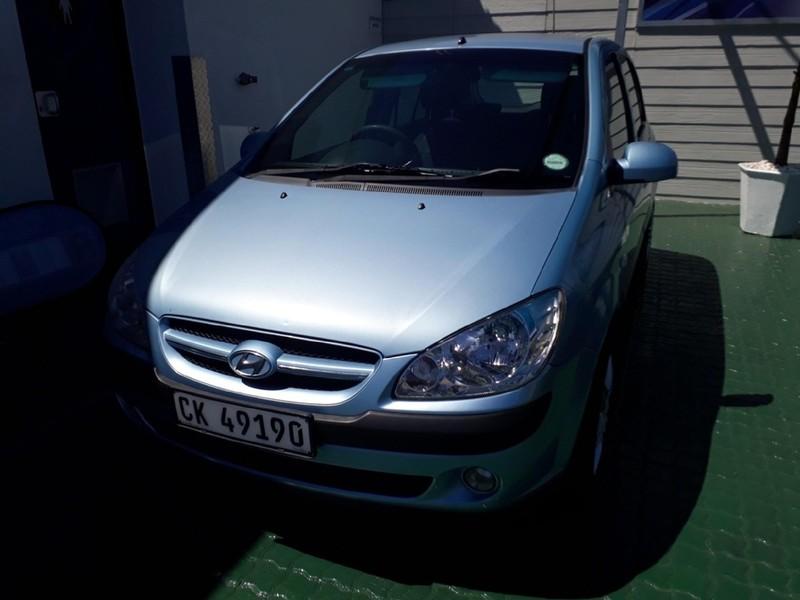 2008 Hyundai Getz 1.4 Hs  Western Cape Cape Town_0