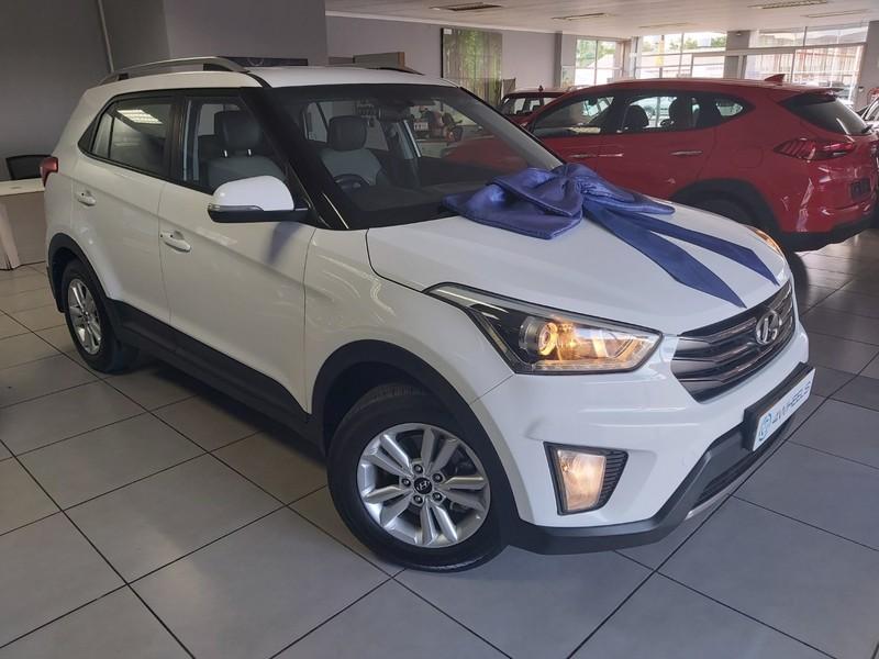 2017 Hyundai Creta 1.6 Executive Auto North West Province Lichtenburg_0