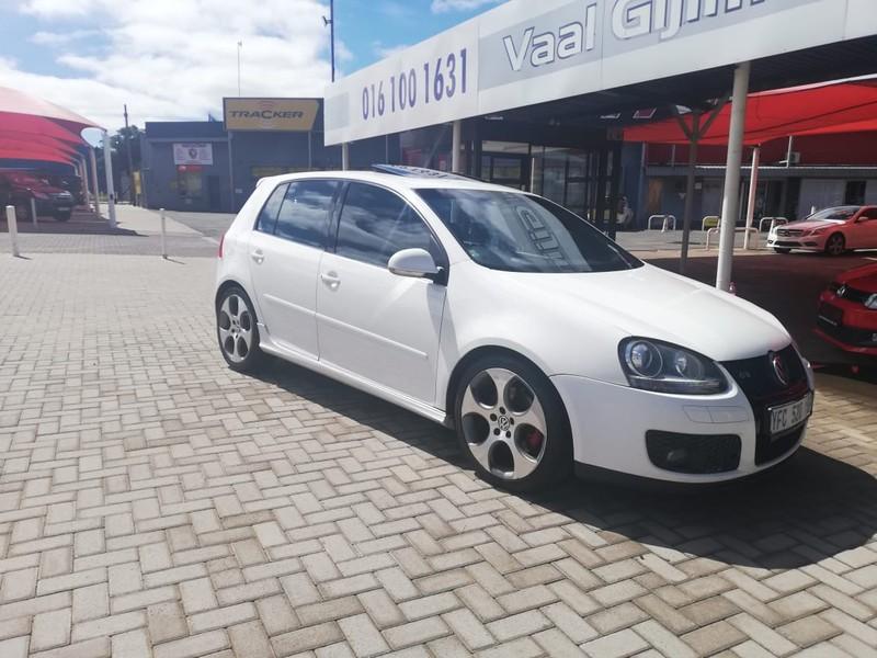 2008 Volkswagen Golf Gti 2.0t Fsi  Gauteng Vereeniging_0