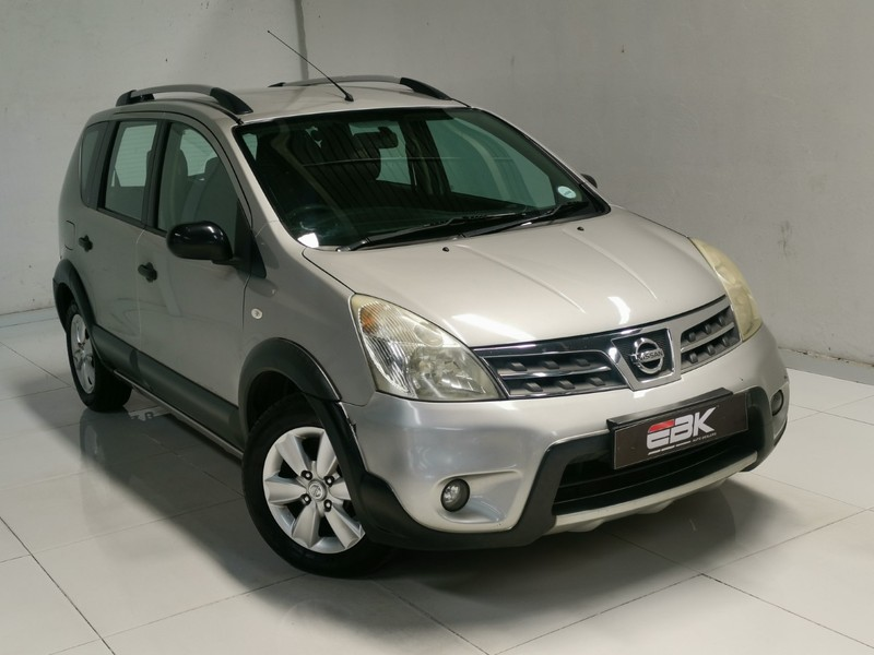 2012 Nissan Livina 1.6 Visia X-gear  Gauteng Johannesburg_0