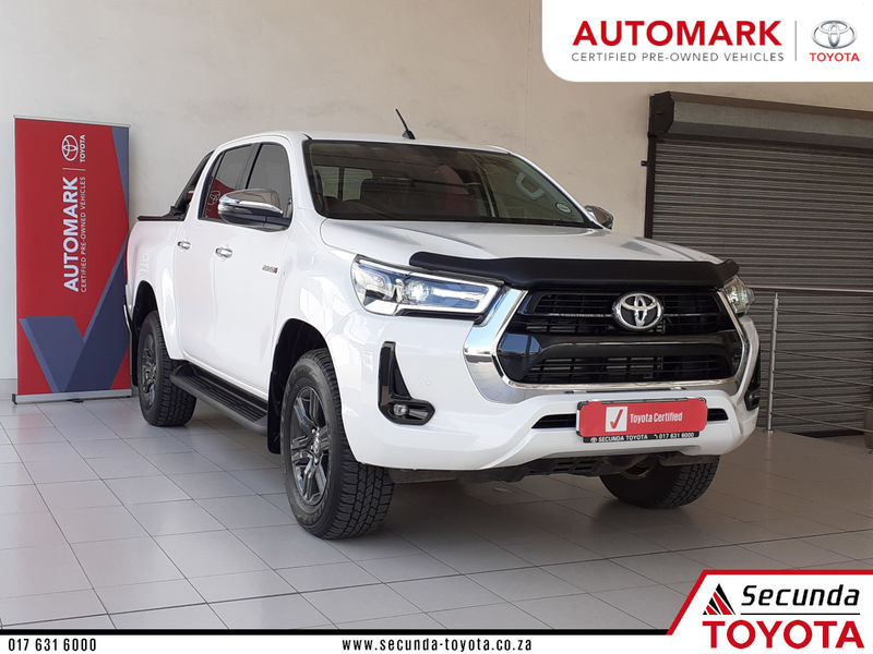 2021 Toyota Hilux 2.8 GD-6 RB Raider Auto Double Cab Bakkie Mpumalanga Secunda_0