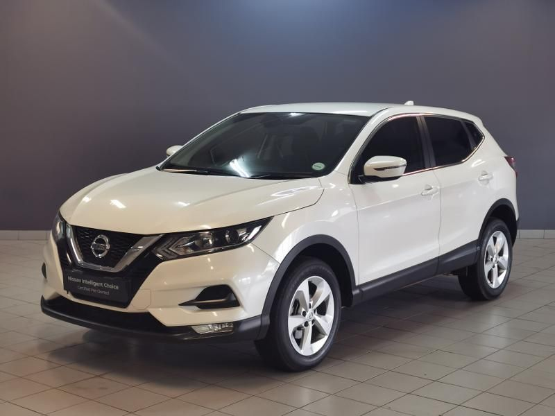 2020 Nissan Qashqai 1.2T Acenta Gauteng Alberton_0