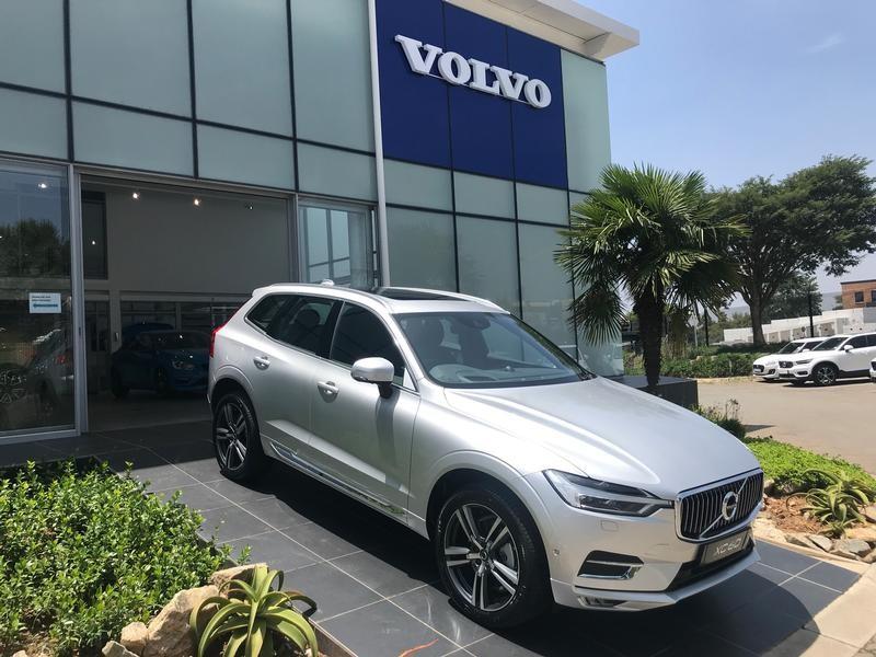 2021 Volvo XC60 T6 Inscription Geartronic AWD Gauteng Midrand_0