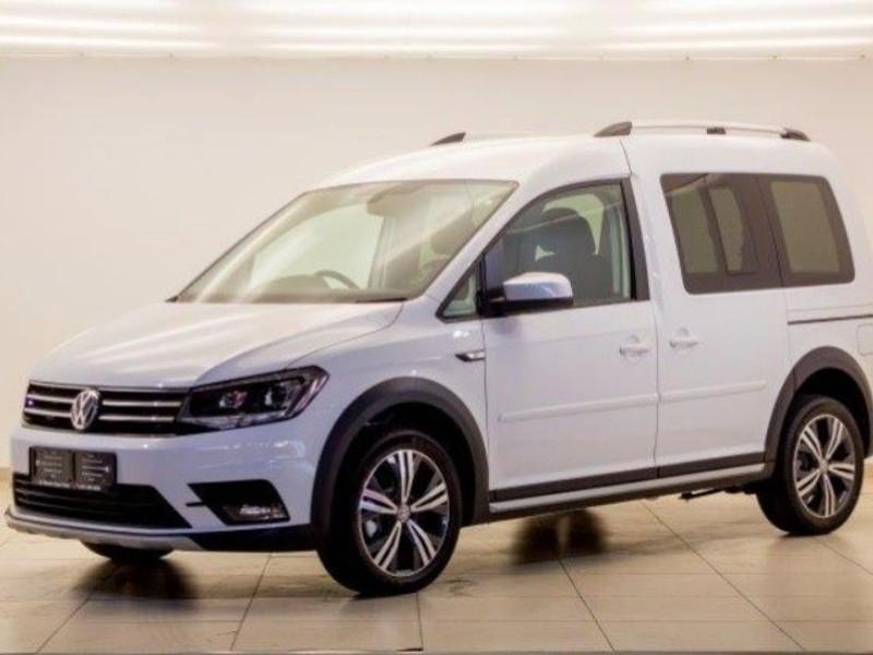 2021 Volkswagen Caddy Alltrack 2.0 TDI DSG 103kW Western Cape Cape Town_0