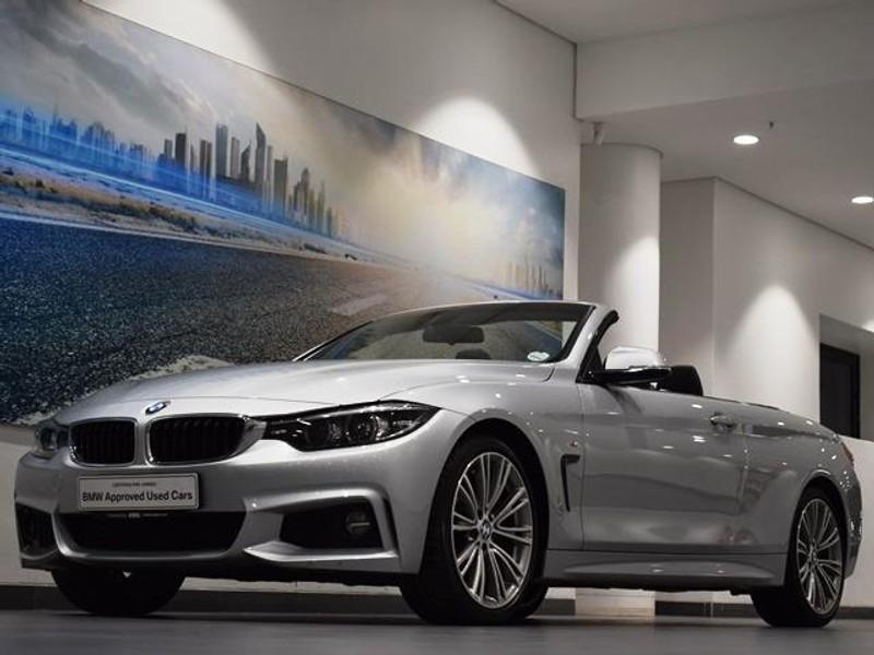 2019 BMW 4 Series 420i Convertible M Sport Auto Kwazulu Natal Umhlanga Rocks_0