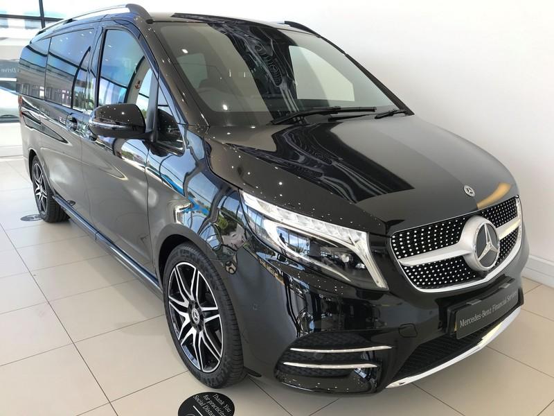 2021 Mercedes-Benz V-Class V300d Exclusive Gauteng Randburg_0
