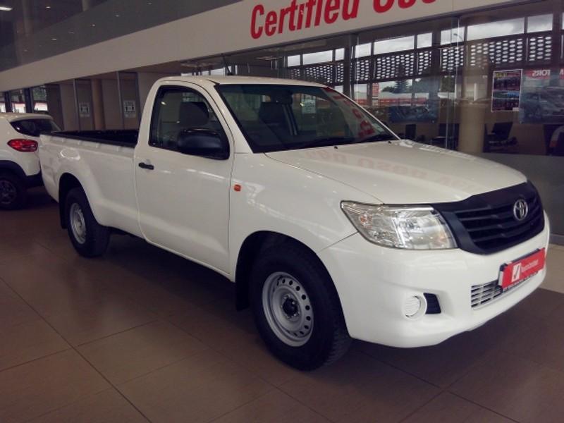 2015 Toyota Hilux 2.5 D-4d Pu Sc  Limpopo Mokopane_0