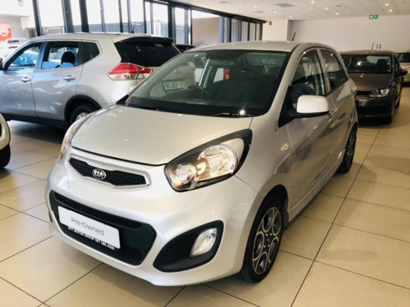 2013 Kia Picanto 1.2 Ex  Free State Bloemfontein_0