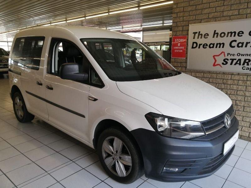 2017 Volkswagen Caddy Crewbus 1.6i Western Cape Bellville_0