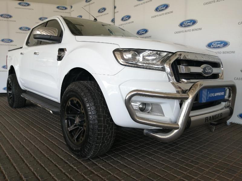 2017 Ford Ranger 2.2TDCi XLT Auto Double Cab Bakkie Gauteng Johannesburg_0