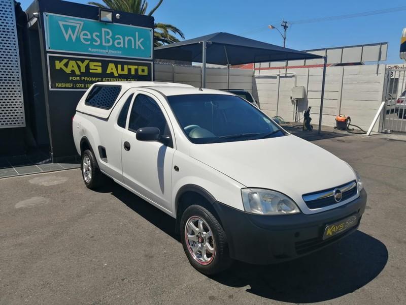 2011 Chevrolet Corsa Utility 1.4 Club Pu Sc  Western Cape Athlone_0