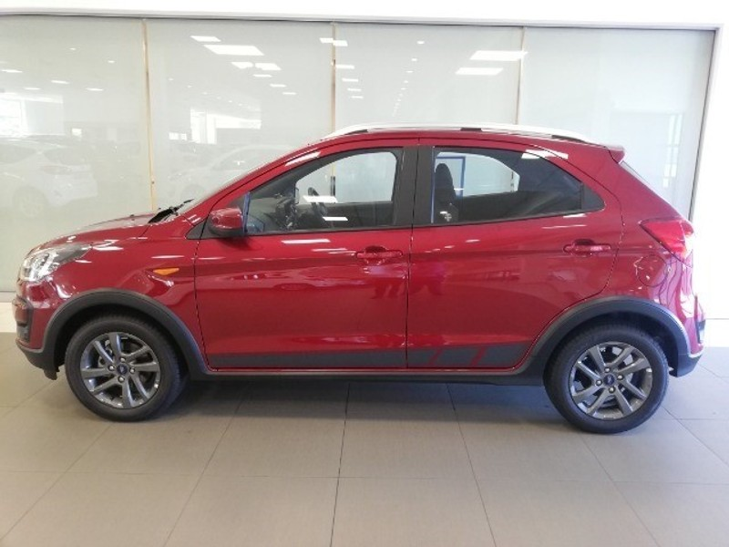 2021 Ford Figo Freestyle 1.5Ti VCT Titanium 5-Door Western Cape Tygervalley_0