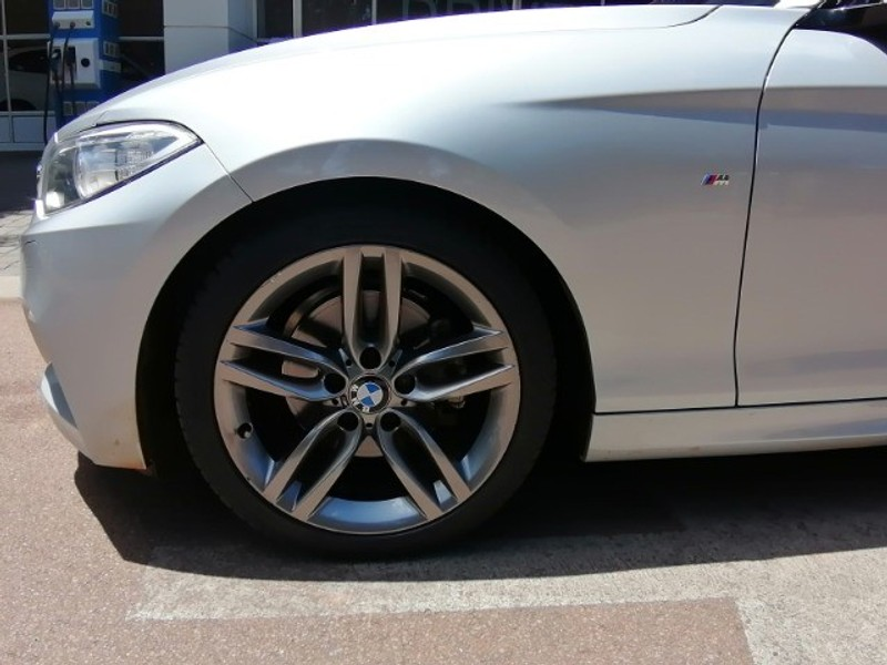 2016 BMW 2 Series 220i M Sport Auto Gauteng Pretoria_0