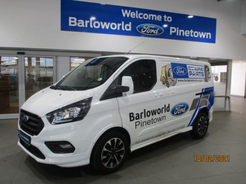 2020 Ford Transit Custom 2.2TDCi Sport 114KW FC PV Kwazulu Natal Pinetown_0