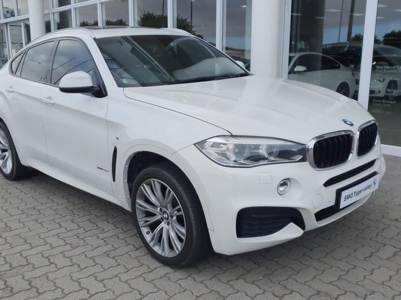 2015 BMW X6 xDRIVE35i M Sport Western Cape Tygervalley_0