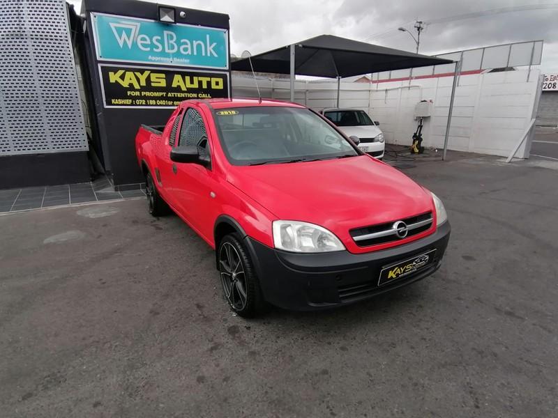 2010 Opel Corsa Utility 1.4i Club Pu Sc  Western Cape Athlone_0