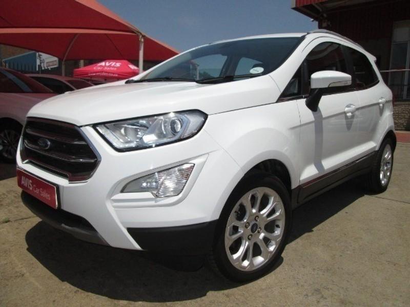 2019 Ford EcoSport 1.0 Ecoboost Titanium Auto Gauteng Kempton Park_0