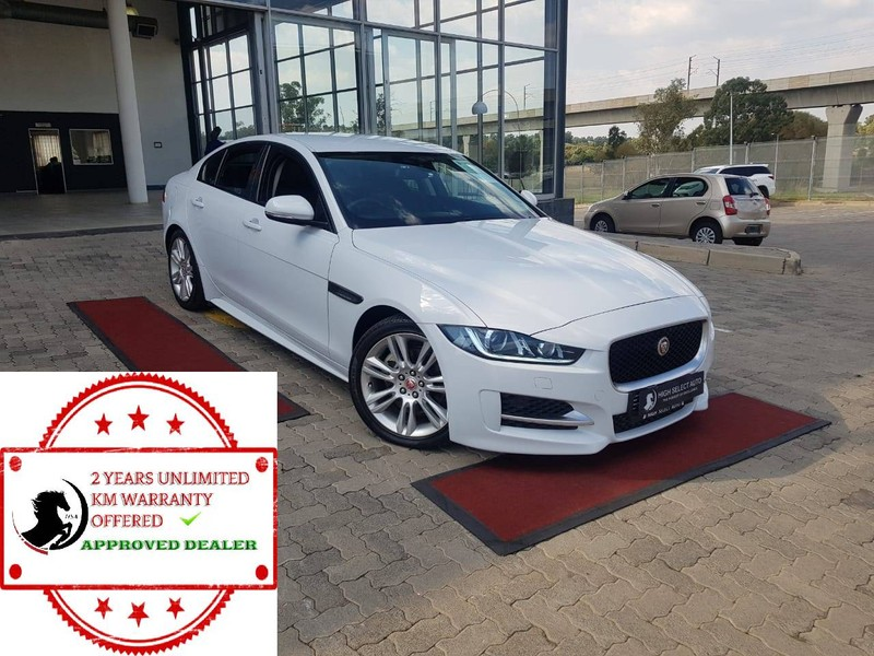 2017 Jaguar XE 2.0D R-Sport Auto Gauteng Midrand_0