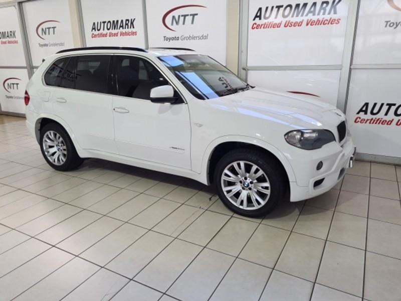 2009 BMW X5 Xdrive30d M-sport At e70  Limpopo Groblersdal_0