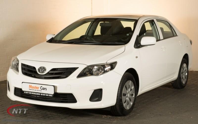 2019 Toyota Corolla Quest 1.6 Gauteng Heidelberg_0
