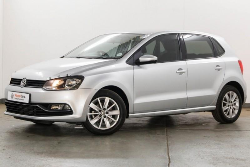 2017 Volkswagen Polo GP 1.2 TSI Comfortline 66KW North West Province Potchefstroom_0