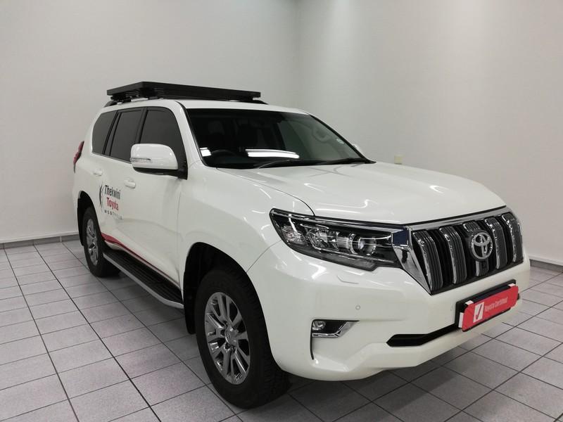 2020 Toyota Prado VX 4.0 V6 Auto Kwazulu Natal Westville_0
