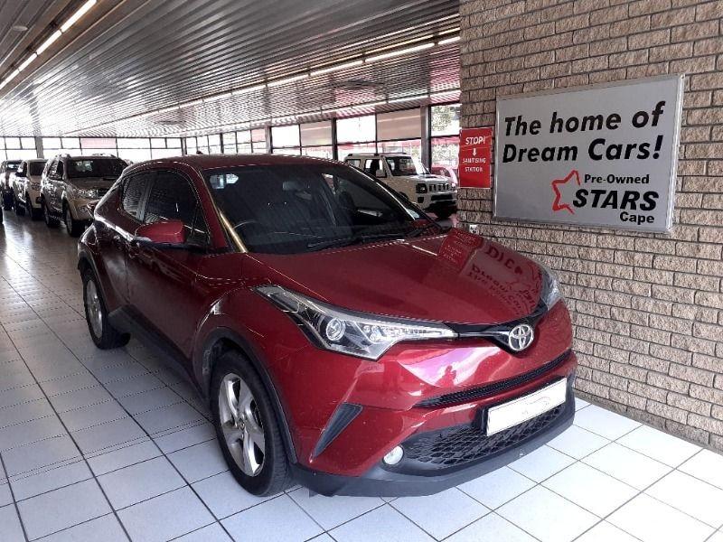 2017 Toyota C-HR 1.2T Plus CVT Western Cape Bellville_0