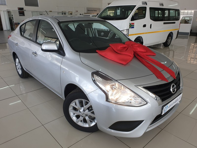 2021 Nissan Almera 1.5 Acenta North West Province Lichtenburg_0