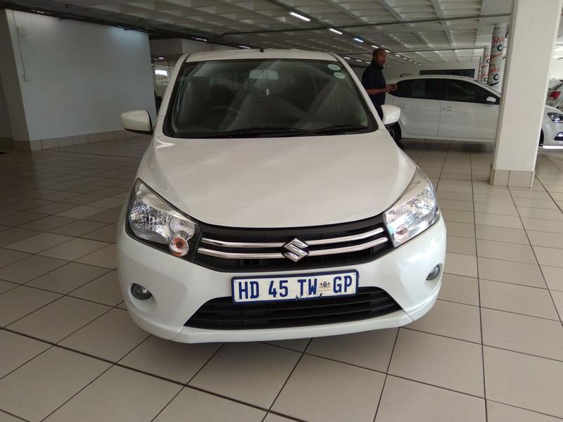 2017 Suzuki Celerio 1.0 GL Gauteng Pretoria_0