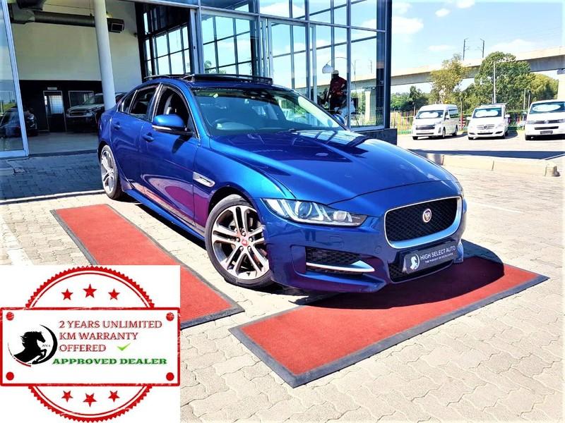 2016 Jaguar XE 2.0D R-Sport Edition Gauteng Midrand_0