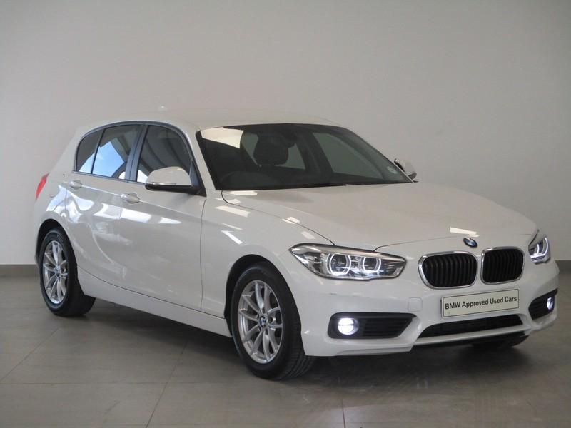 2017 BMW 1 Series BMW 1 Series 118i 5-Door Auto Kwazulu Natal Pinetown_0
