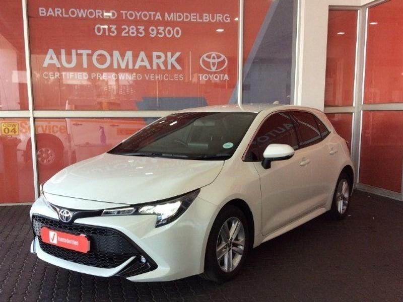 2019 Toyota Corolla 1.2T XS 5-Door Mpumalanga Middelburg_0