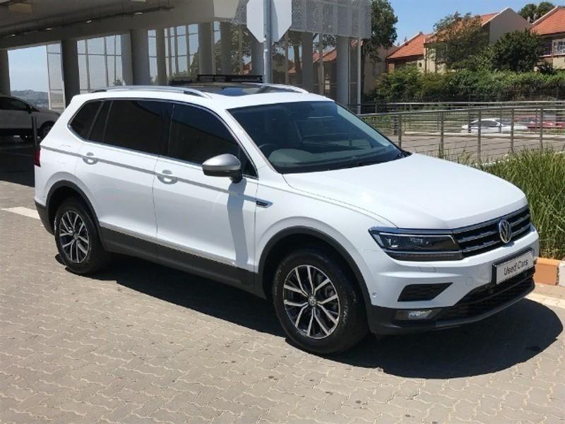 2021 Volkswagen Tiguan AllSpace 1.4 TSI CLINE DSG 110KW Gauteng Centurion_0