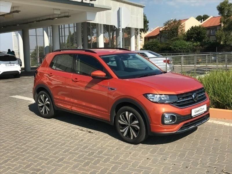 2021 Volkswagen T-Cross 1.0 Comfortline DSG Gauteng Centurion_0
