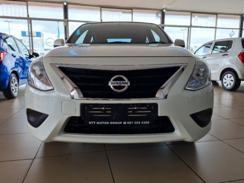 2018 Nissan Almera 1.5 Acenta North West Province Klerksdorp_0