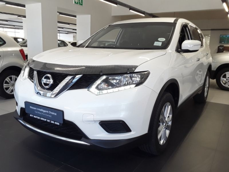 2017 Nissan X-Trail 2.0 XE T32 Free State Bloemfontein_0