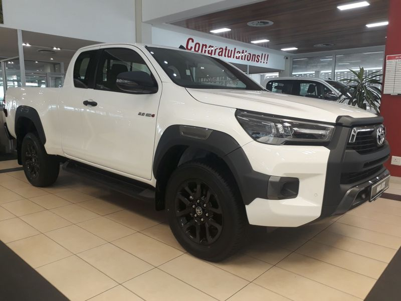 2021 Toyota Hilux 2.8 GD-6 RB Legend 4x4 PU ECab Kwazulu Natal Hillcrest_0