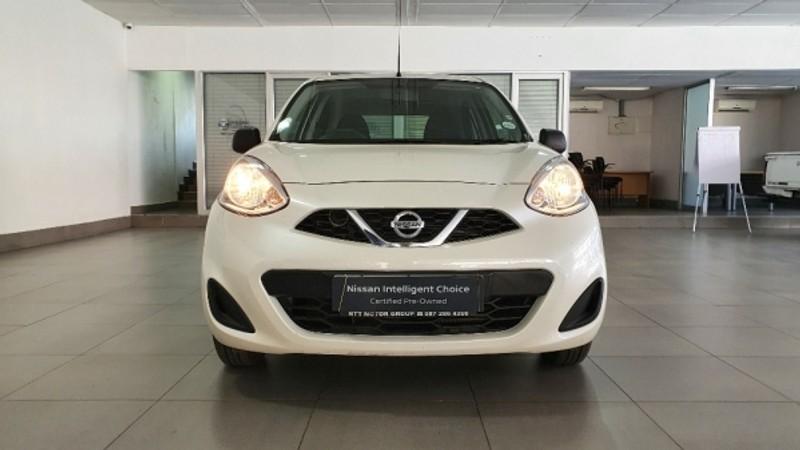 2019 Nissan Micra 1.2 Active Visia North West Province Klerksdorp_0