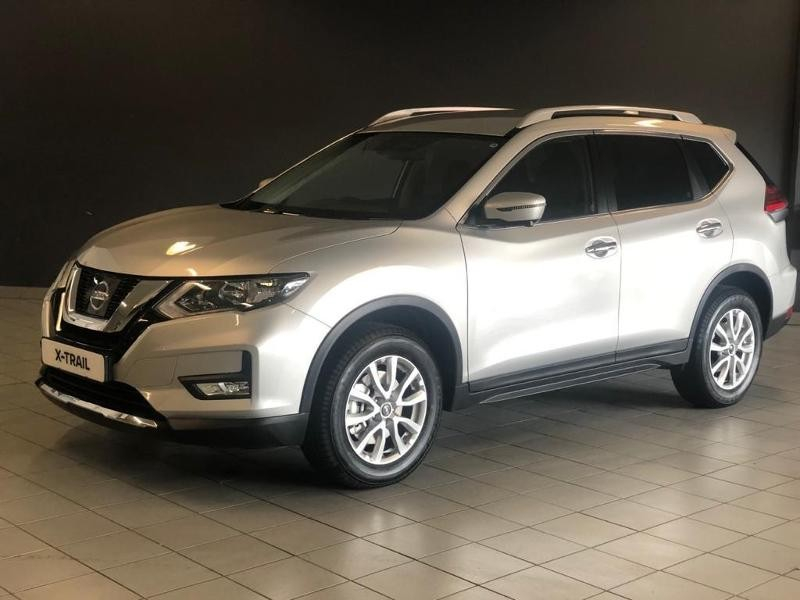 2020 Nissan X-Trail 2.5 Acenta 4X4 CVT Gauteng Alberton_0