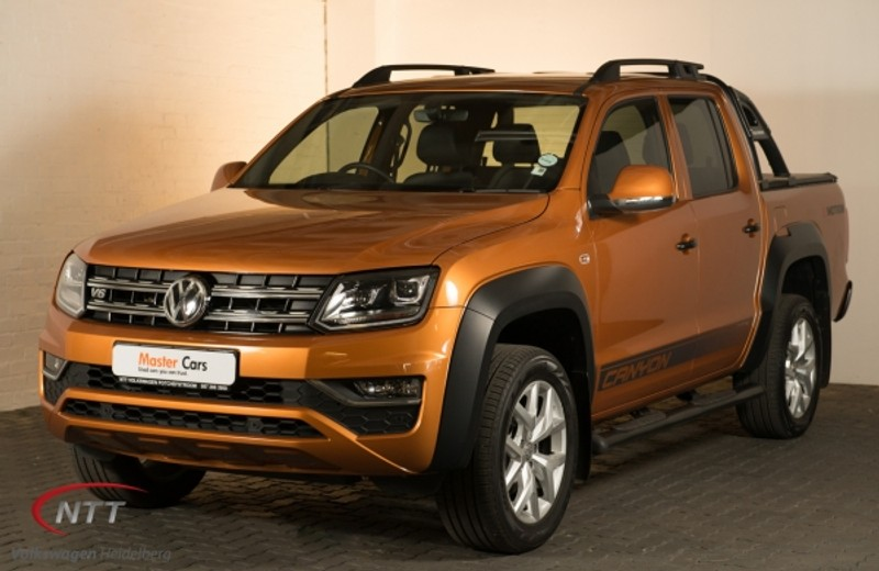 2021 Volkswagen Amarok Canyon 3.0TDi 4MOT Auto Double Cab Bakkie Gauteng Heidelberg_0