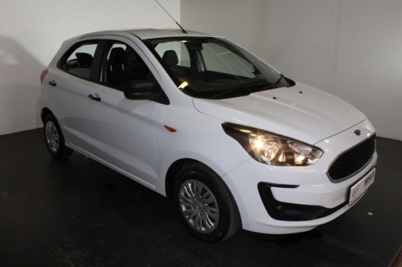 2020 Ford Figo 1.5Ti VCT Ambiente 5-Door Eastern Cape East London_0